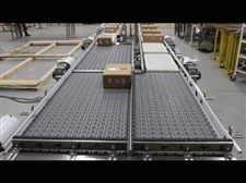 Pallet Layer Forming Conveyor