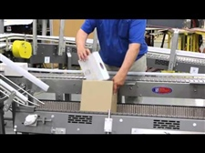 Hand Pack Stations by Multi-Conveyor
