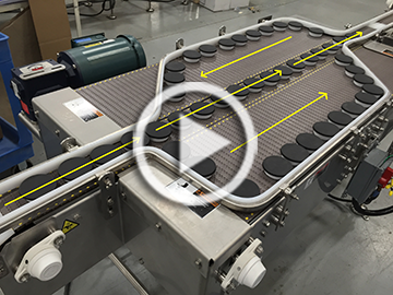 Reflow accumulation solutions by Multi-Conveyor