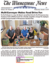 Multi-Conveyor gives back!