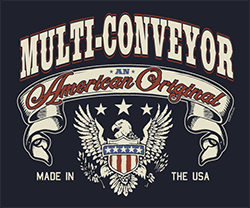 Conveyors - 100% made in the USA