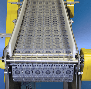 Roller Conveyors Close Up
