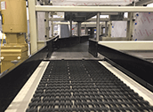 Beer Case Diverter Conveyor