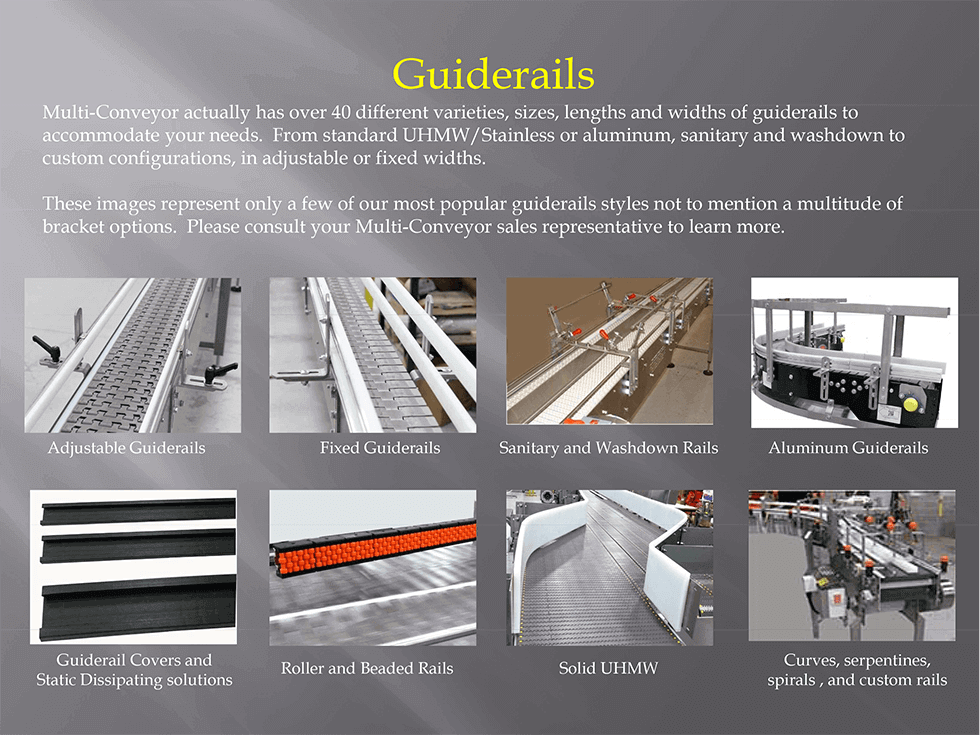 Guiderails information image
