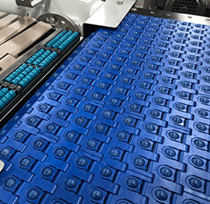 ModSort and System Plast by Regal incorporated by Multi-Conveyor