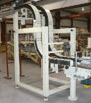 S Style Gripper Elevating Conveyor