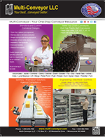 New Brochure - complete list of conveyor capabilities on back!