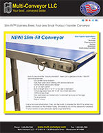 Slim-Fit Conveyors