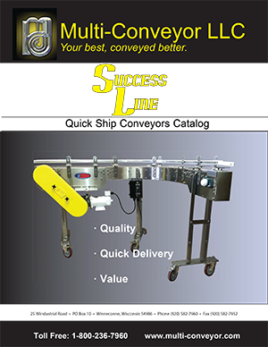 Modular Conveyor Systems | Portable Conveyors and Belt Units